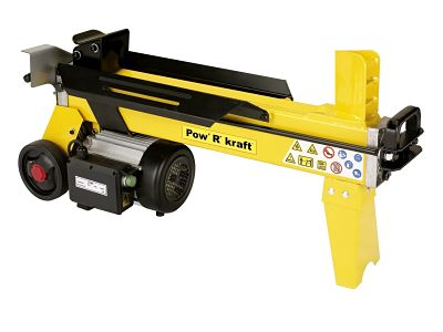 Pow' R' Kraft Best Electric Log Splitter
