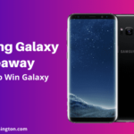 Samsung Galaxy S8 Giveaway
