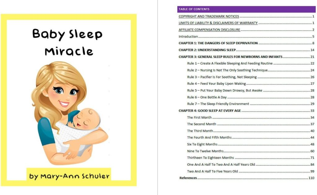 Inside baby sleep miracle